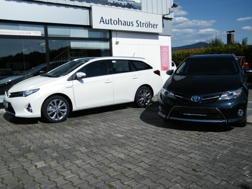 Fahrbericht: Auris. Legende schreibt man anders - bisher. Der Volks-Wagen von Toyota. (6/6)