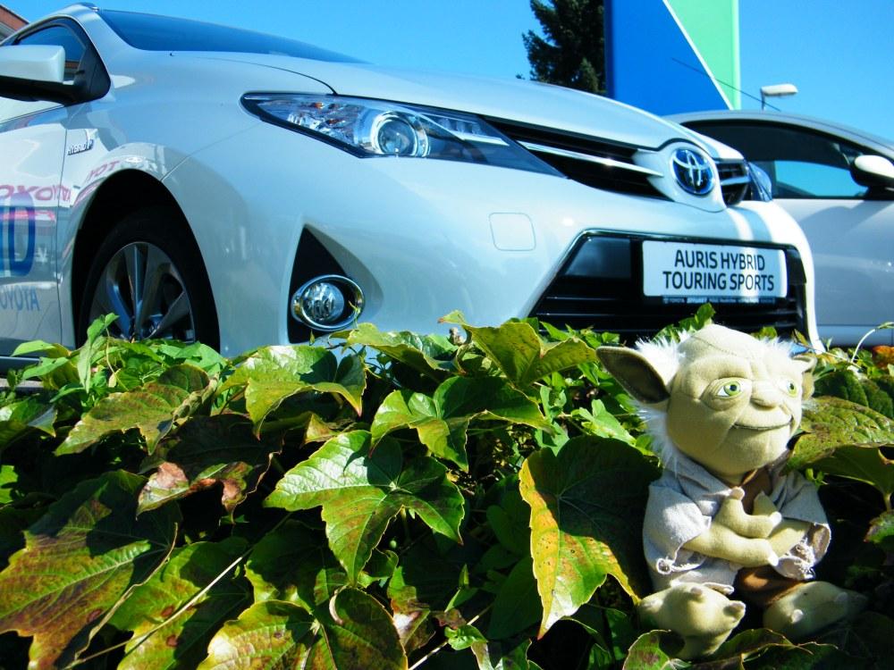 Fahrbericht: Auris. Legende schreibt man anders - bisher. Der Volks-Wagen von Toyota. (5/6)