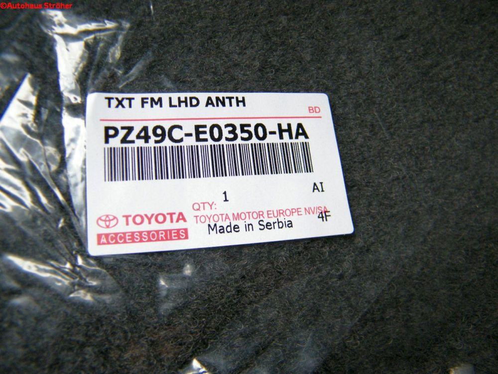 Ich fahr keinen Japaner! Oder: Toyota. Made in Germany. (2/6)