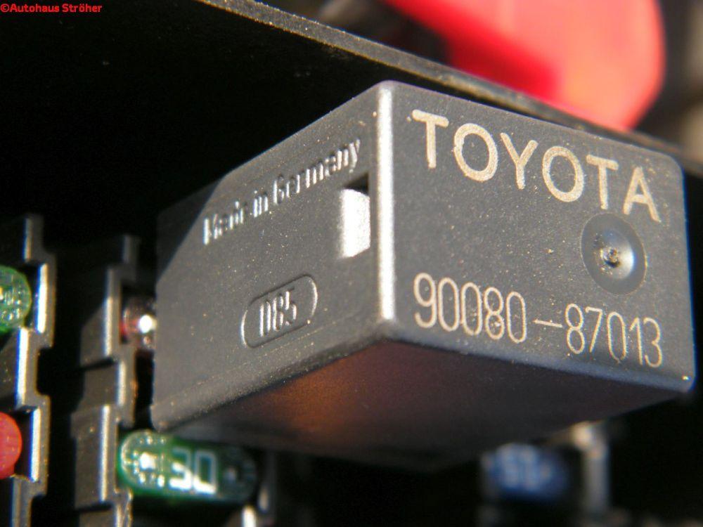 Ich fahr keinen Japaner! Oder: Toyota. Made in Germany. (6/6)