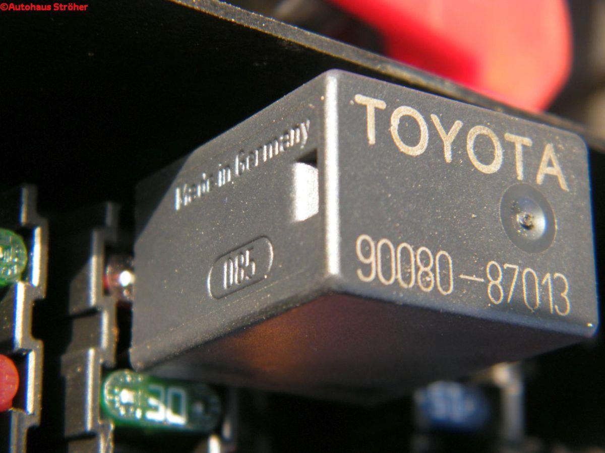 Ich fahr keinen Japaner! Oder: Toyota. Made inGermany.