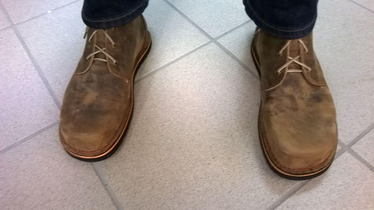 Meine Schuh – Geschichte. Jetzt auch im Oekona – Magazin zulesen!