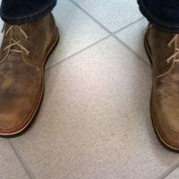 Meine Schuh - Geschichte. Jetzt auch im Oekona - Magazin zu lesen!